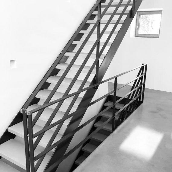 Treppengeländer für densicheren Ausblick - DASCH