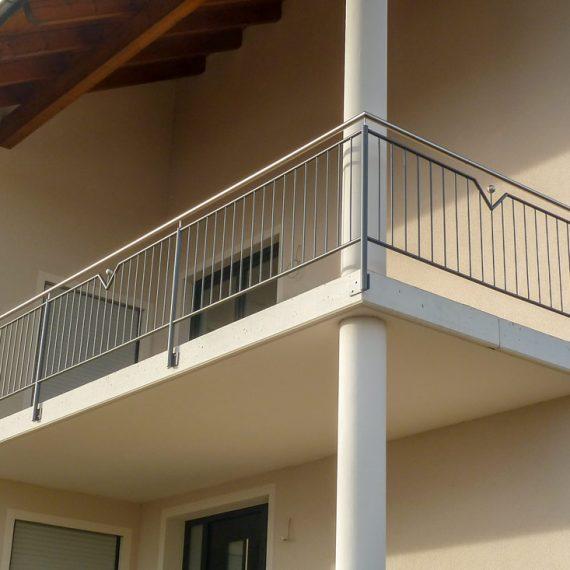 Balkon Edel und und Langlebi