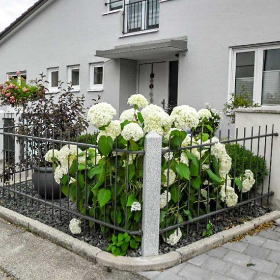 Gartenzaun Klassisch